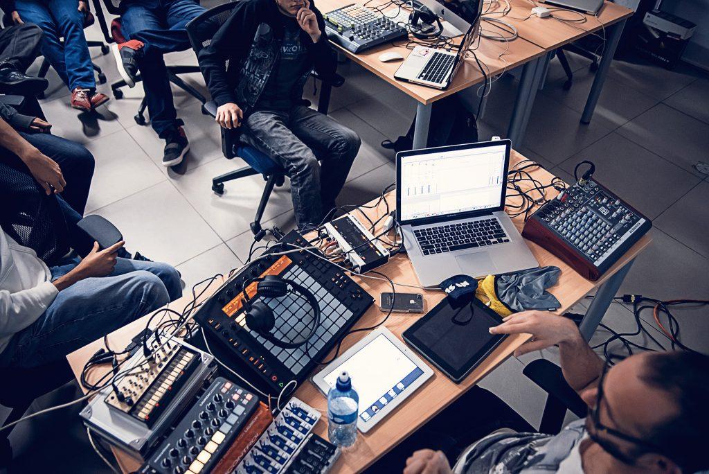 Ingeniería de Sonido