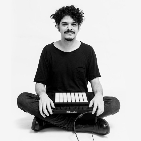 Charly Fariseo Ableton Certified Trainer