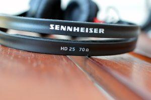 Sennheiser HD25 PLUS