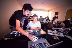 DJlab Instructores
