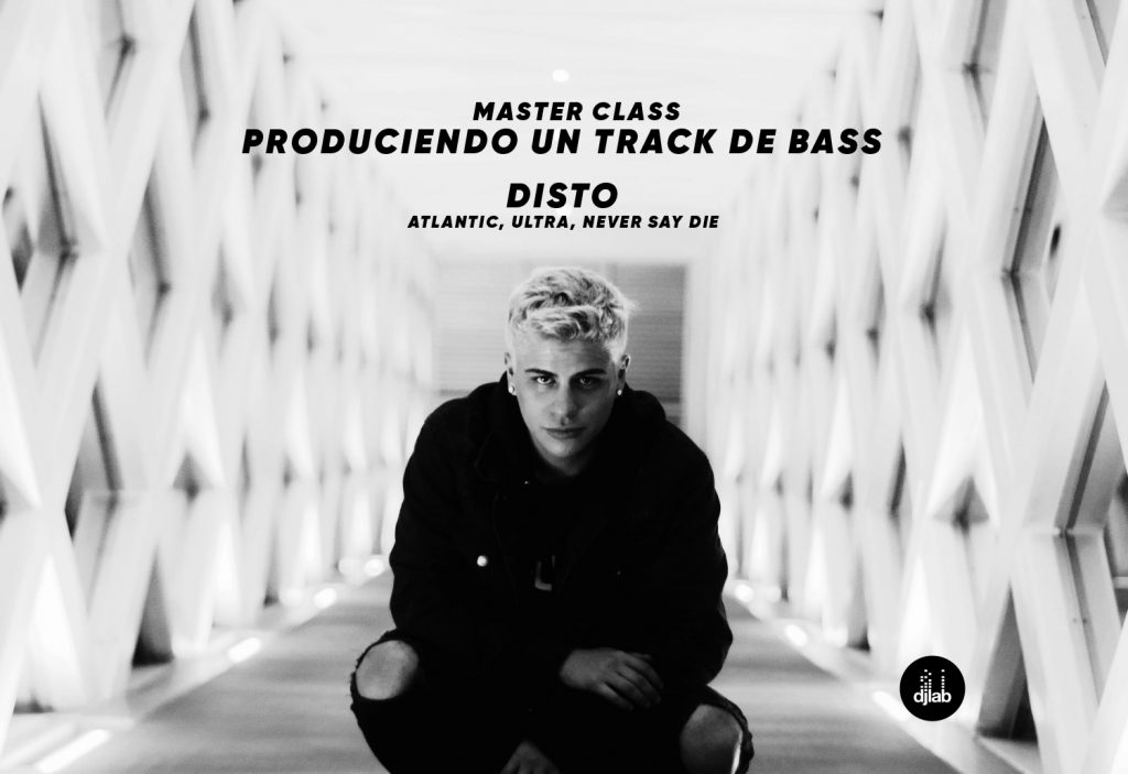 DISTO: PRODUCIENDO UN TRACK DE BASS