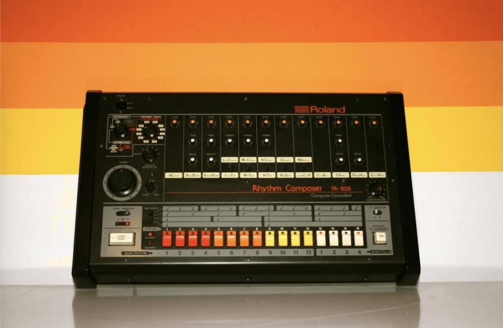 La 808 de Roland