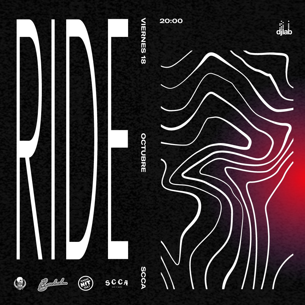 RIDE Vol 3 SQ