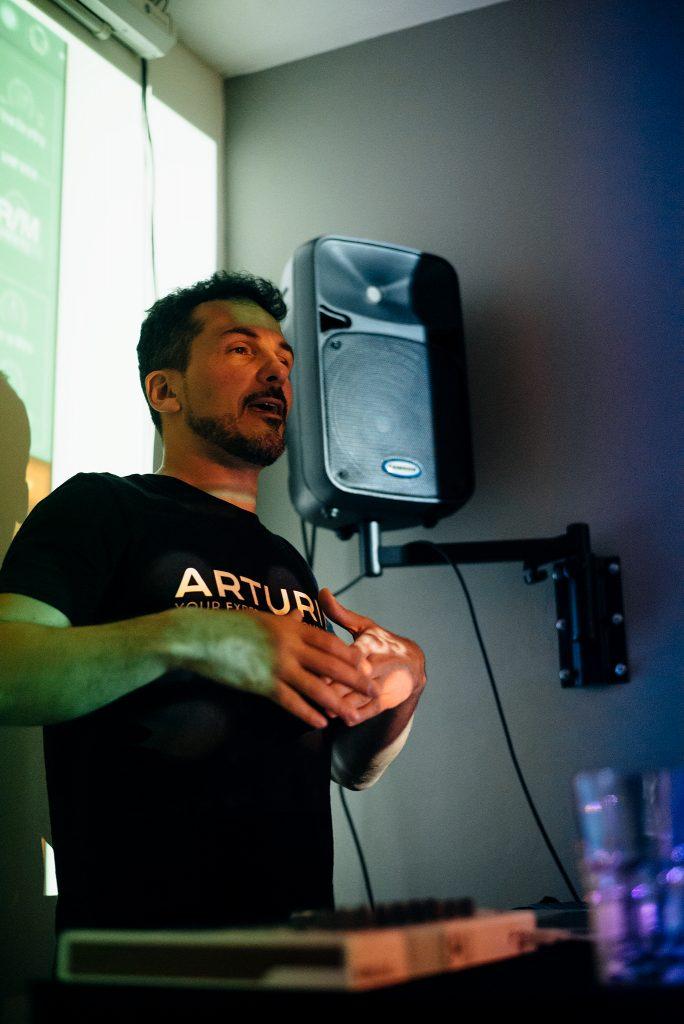 Gustavo Bravetti DJLab Invitado