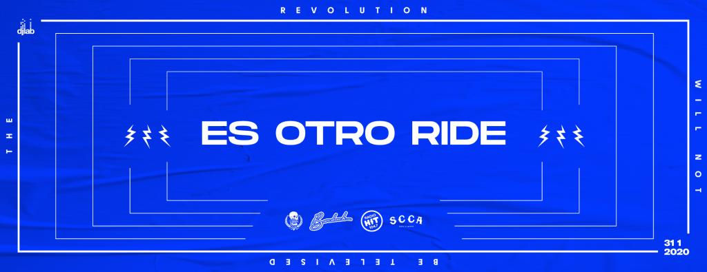 El viernes 31 de enero… Es Otro Ride