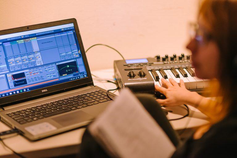 DJLab Edición y Grabación En Línea 2