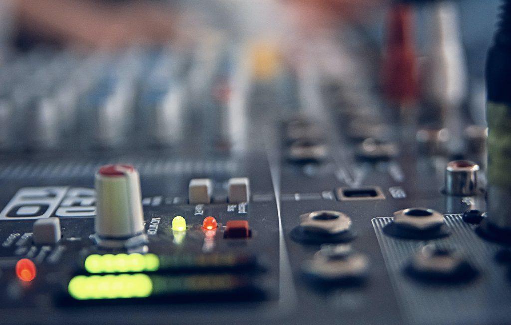 Ingeniería de Sonido y Acústica