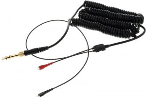 DJLAB HD 25 Coiled Cable